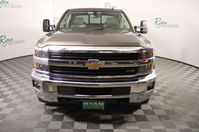 Pre-Owned 2015 Chevrolet Silverado 2500HD LTZ Z71