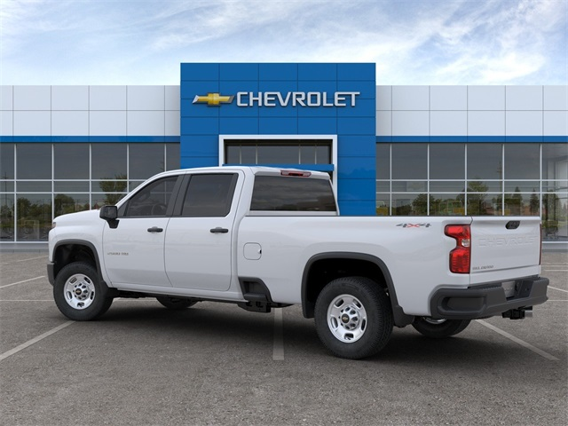 New 2020 Chevrolet Silverado 2500HD Work Truck