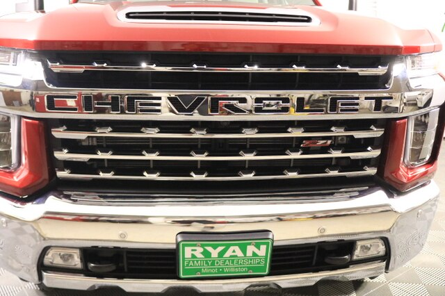 New 2020 Chevrolet Silverado 2500hd Ltz Truck In Minot 6502100