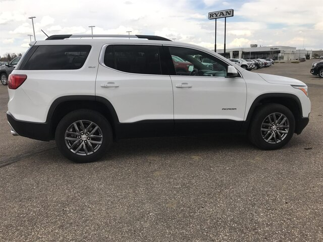 Pre-Owned 2019 GMC Acadia SLT-1