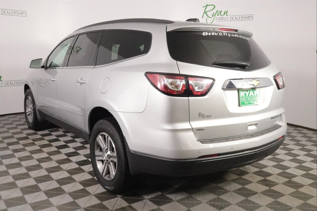 Pre-Owned 2016 Chevrolet Traverse LT w/2LT