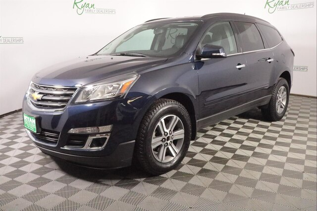 Pre-Owned 2015 Chevrolet Traverse LT w/2LT
