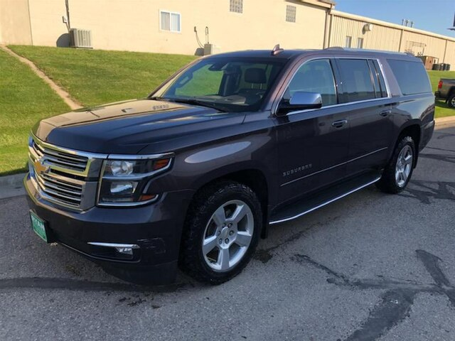 Pre Owned Suburban >> Pre Owned 2016 Chevrolet Suburban Ltz 4wd
