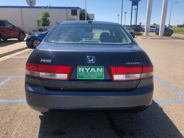 Pre-Owned 2004 Honda Accord 3.0 EX
