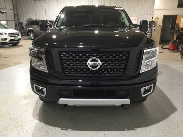 Pre-Owned 2017 Nissan Titan XD PRO-4X Gas
