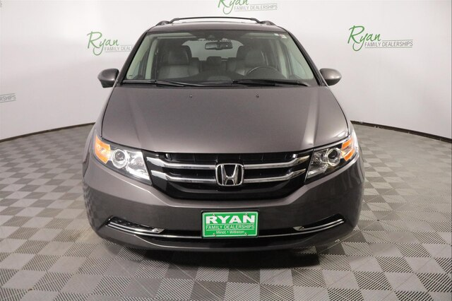 Certified Pre-Owned 2016 Honda Odyssey EX-L w/RES