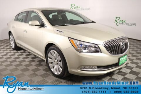 Pre-Owned 2016 Buick LaCrosse Leather w/Ultra Luxury Package