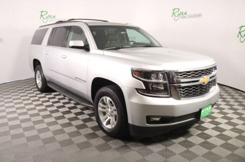 Pre-Owned 2018 Chevrolet Suburban LT w/DVD