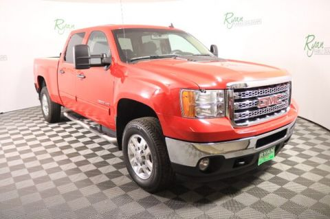 Pre-Owned 2012 GMC Sierra 2500HD SLE