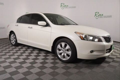 Pre-Owned 2010 Honda Accord 3.5 EX-L