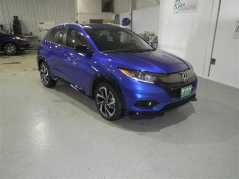 New 2019 Honda HR-V Sport