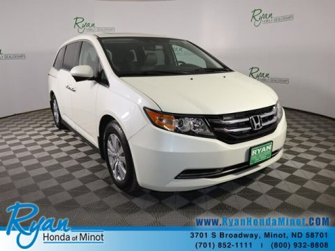 Pre-Owned 2016 Honda Odyssey EX-L w/RES