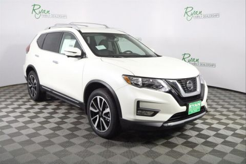New Nissan Rogue in Minot | Ryan Family Dealerships