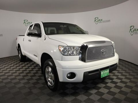 Pre-Owned 2007 Toyota Tundra Limited 5.7L V8